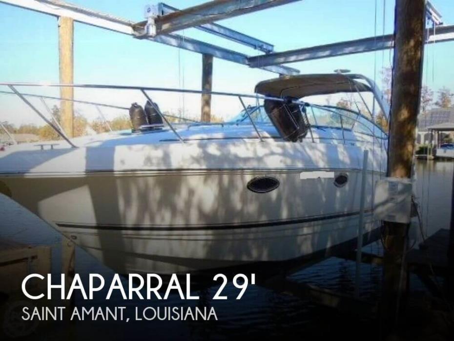 2004 Chaparral 290 Signature Express Cruiser 29