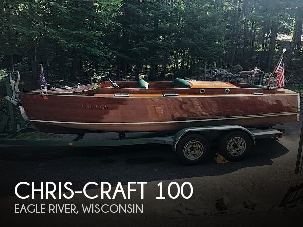 1930 Chris-Craft 100