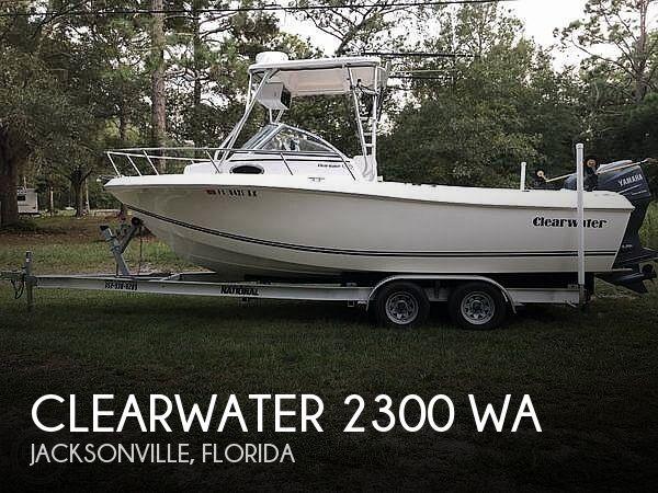 2008 Clearwater 2300 WA