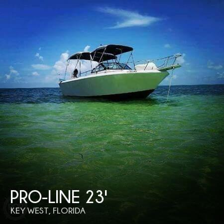 1993 Pro-Line Cuddy Fish 230