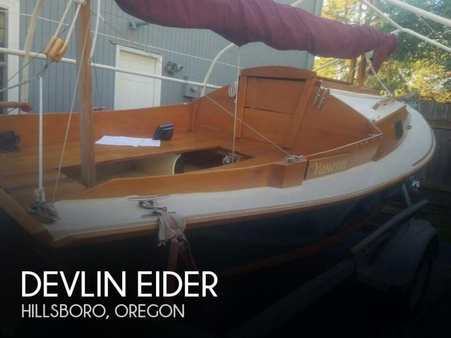 2012 Devlin Designing Boat Builders Eider