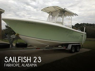 2006 Sailfish 2360 CC