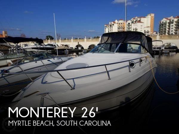 2000 Monterey 262 Cruiser