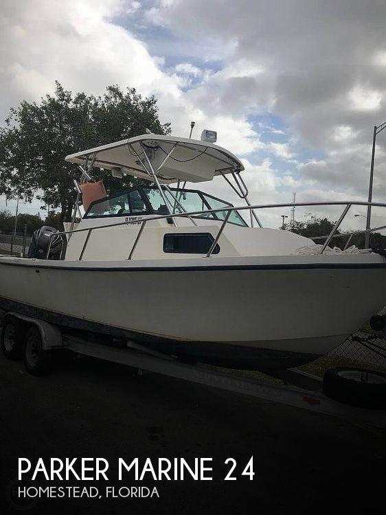 1992 Parker Marine 24