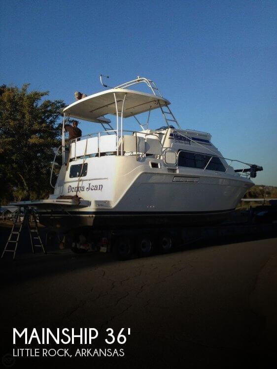 Mainship boats for sale in sarasota florida for Sarasota motor vehicle registration