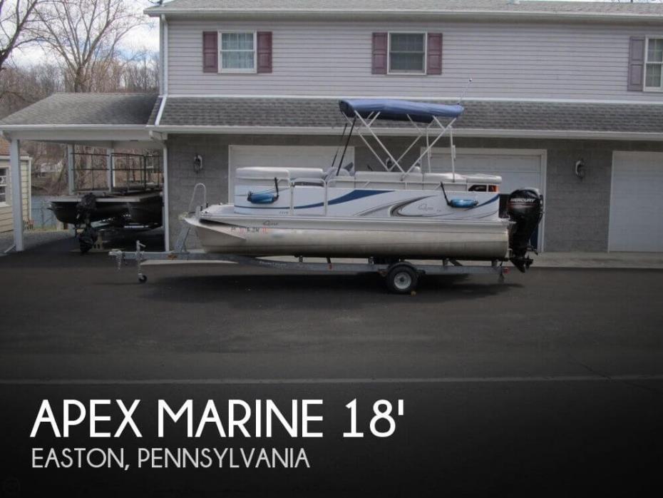 2014 Apex Marine Qwest LS 7518