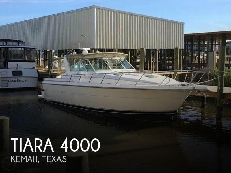 1994 Tiara 4000