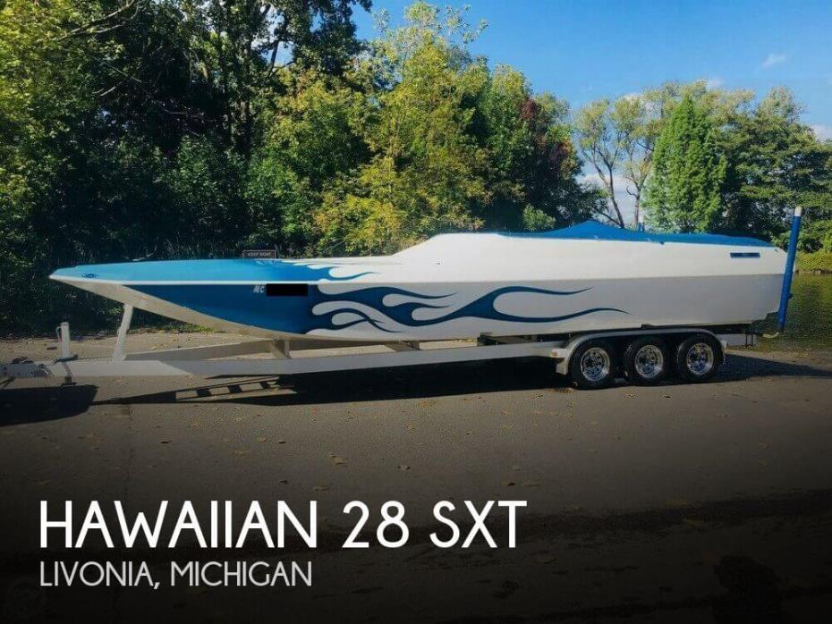 2002 Hawaiian Offshore 28