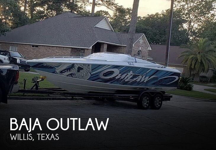 2006 Baja Outlaw 25