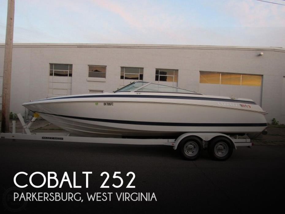1996 Cobalt 252