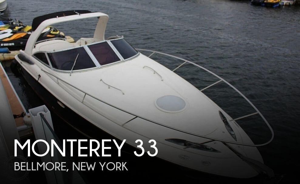 2003 Monterey 33