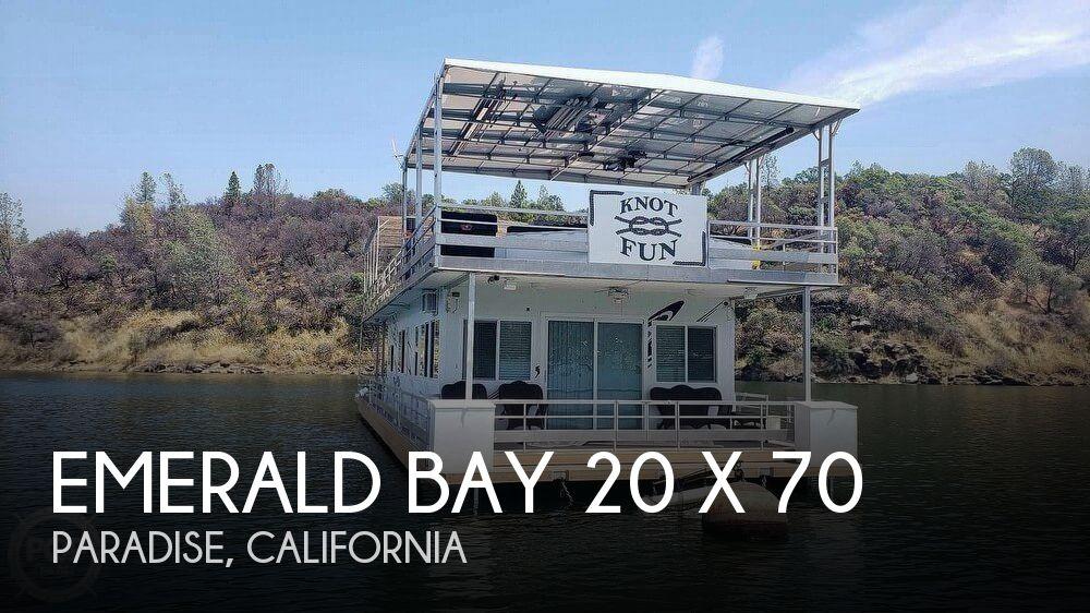 2005 Emerald Bay 20 x 70