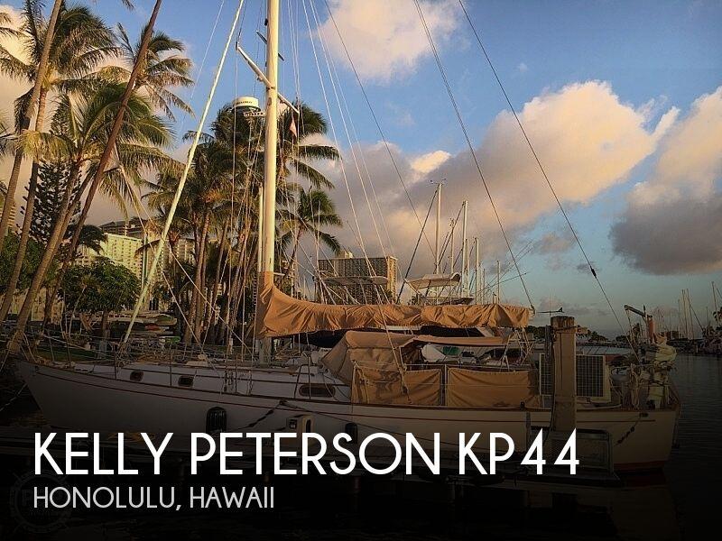 1977 Kelly Peterson KP44