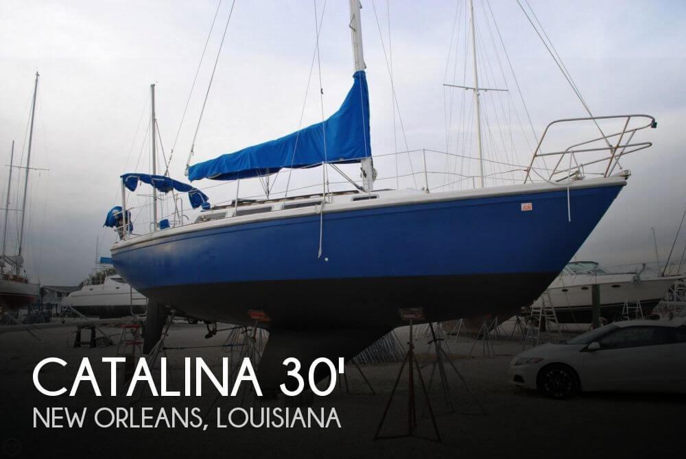 1984 Catalina 30 MK1 Sloop