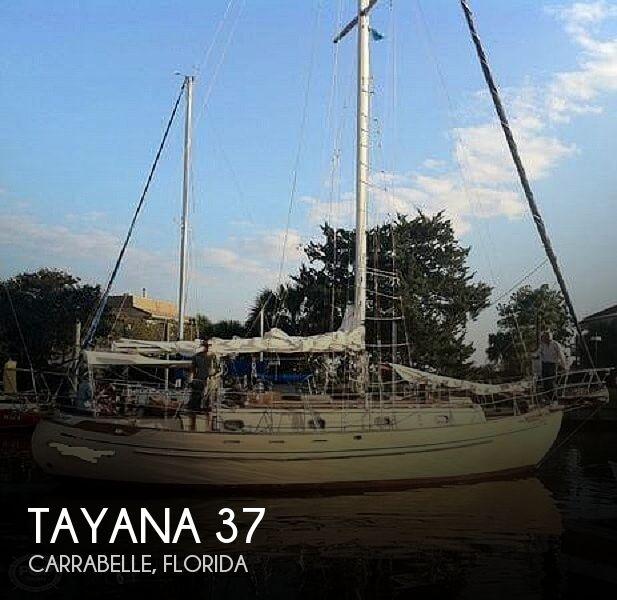 1985 Tayana 37 Cutter