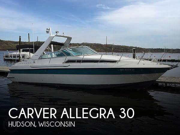 1989 Carver Allegra 30