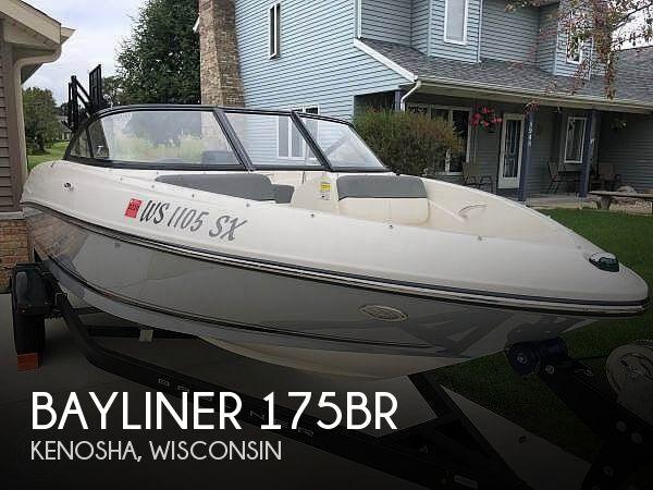 2017 Bayliner 175BR