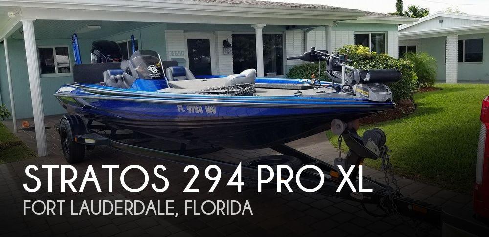 2005 Stratos 294 Pro XL