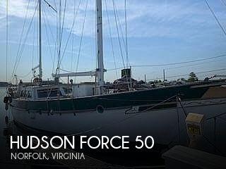 1985 Hudson Force 50