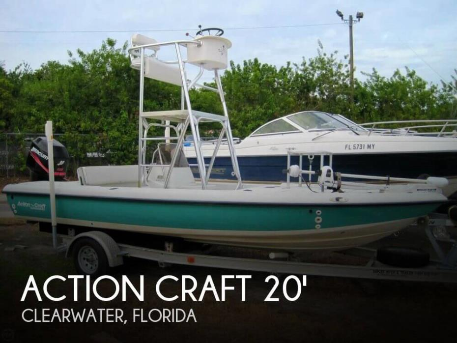 Action craft 1890 boats for sale for Action craft boat parts