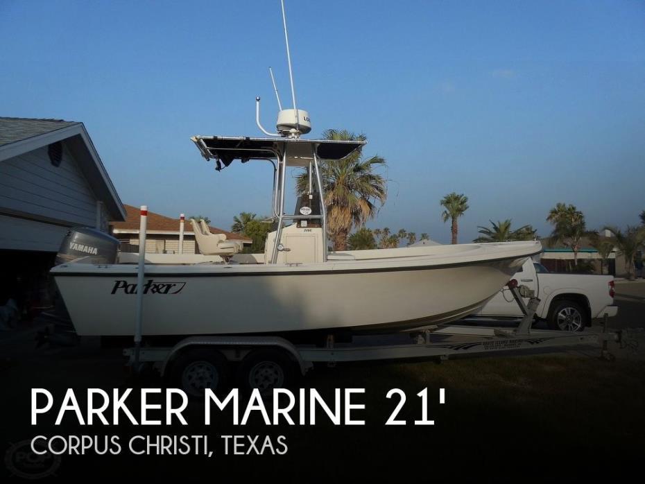 2001 Parker Marine Parker 21SE
