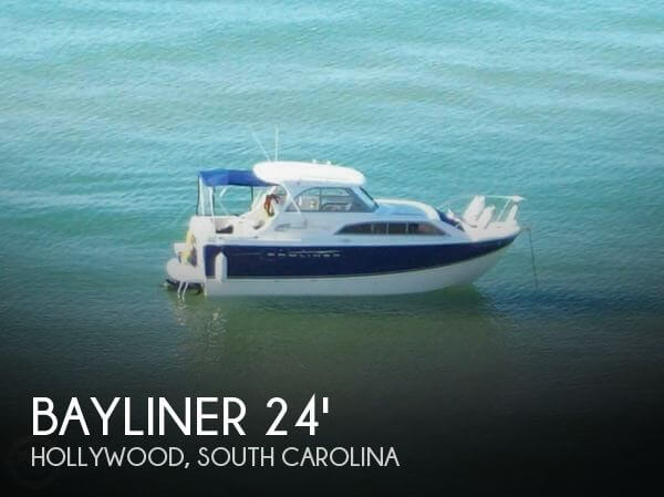 2007 Bayliner Discovery 246 EC