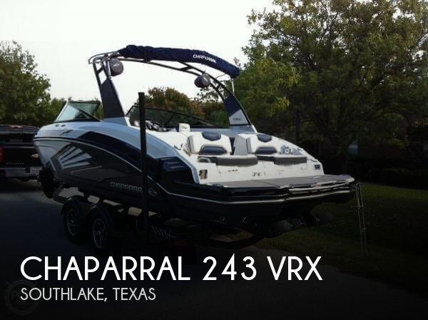 2015 Chaparral 243 VRX