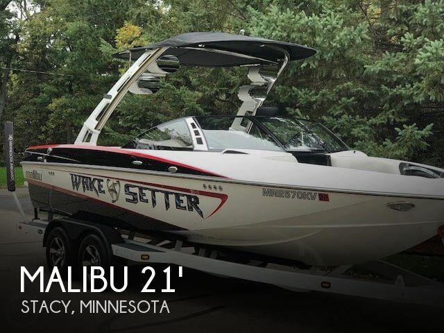 2012 Malibu Wakesetter 21 VLX