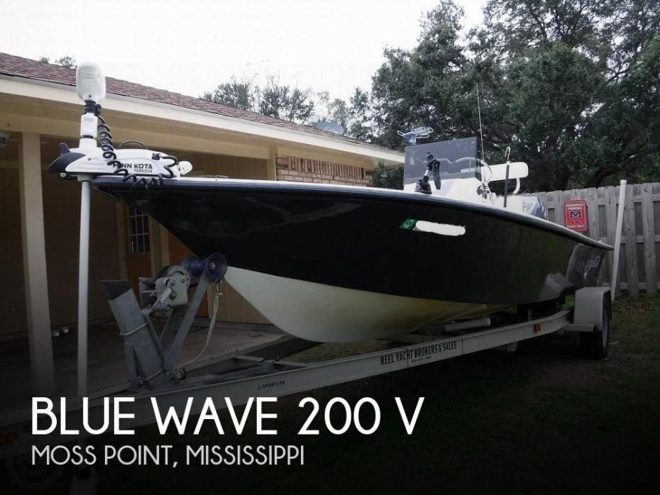 2006 Blue Wave 200 V Bay