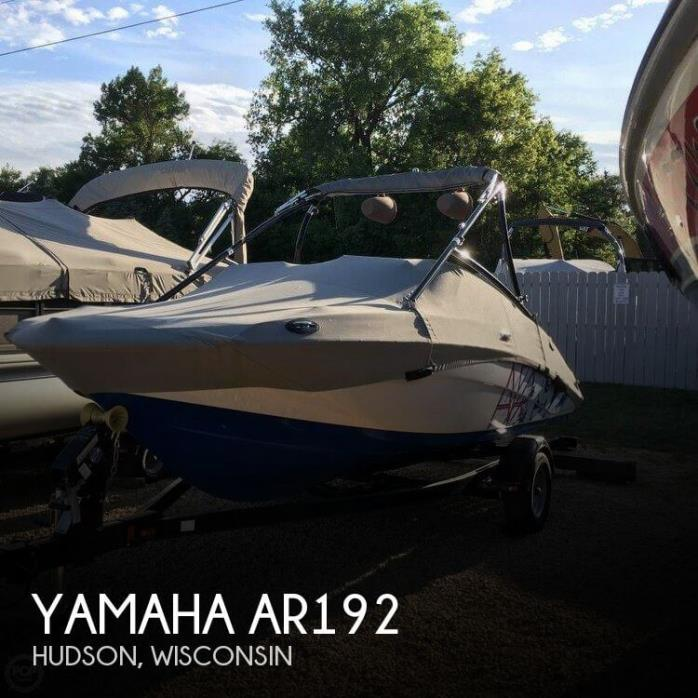 2015 Yamaha AR192