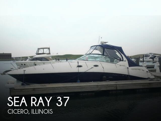 2004 Sea Ray 37