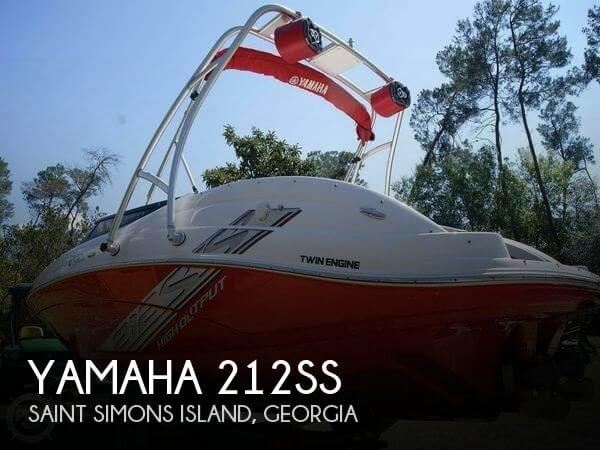 2008 Yamaha 212SS