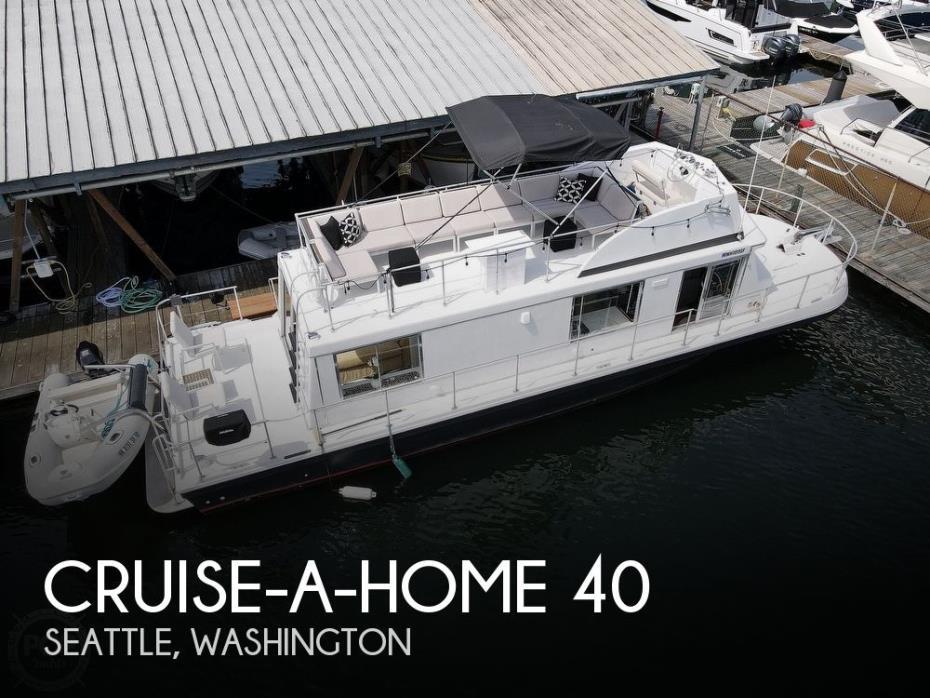 1975 Cruise-a-Home Corsair 40