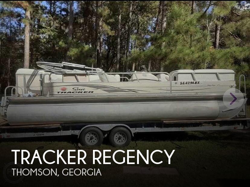 2007 Sun Tracker Regency