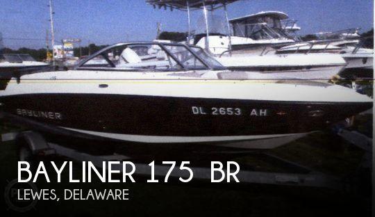2013 Bayliner 175 BR