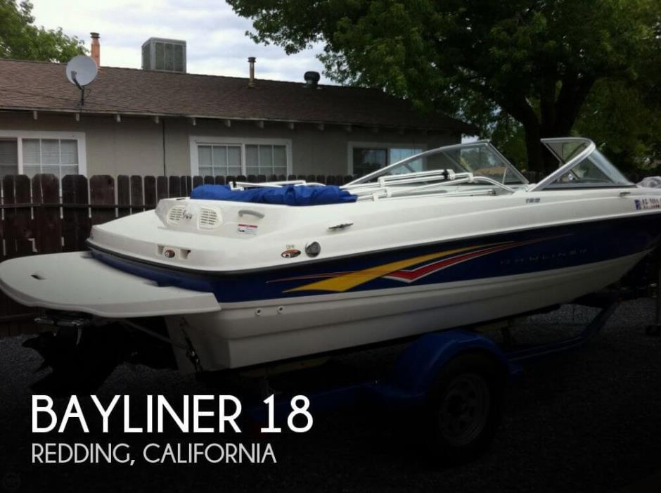 2007 Bayliner 185