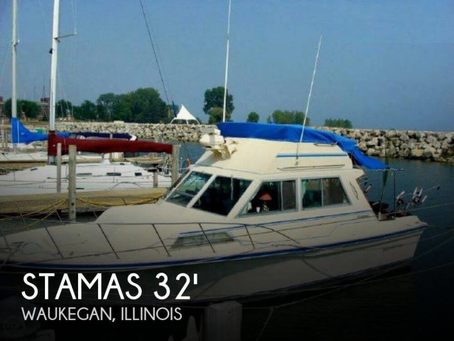 1977 Stamas 32 Sport Sedan