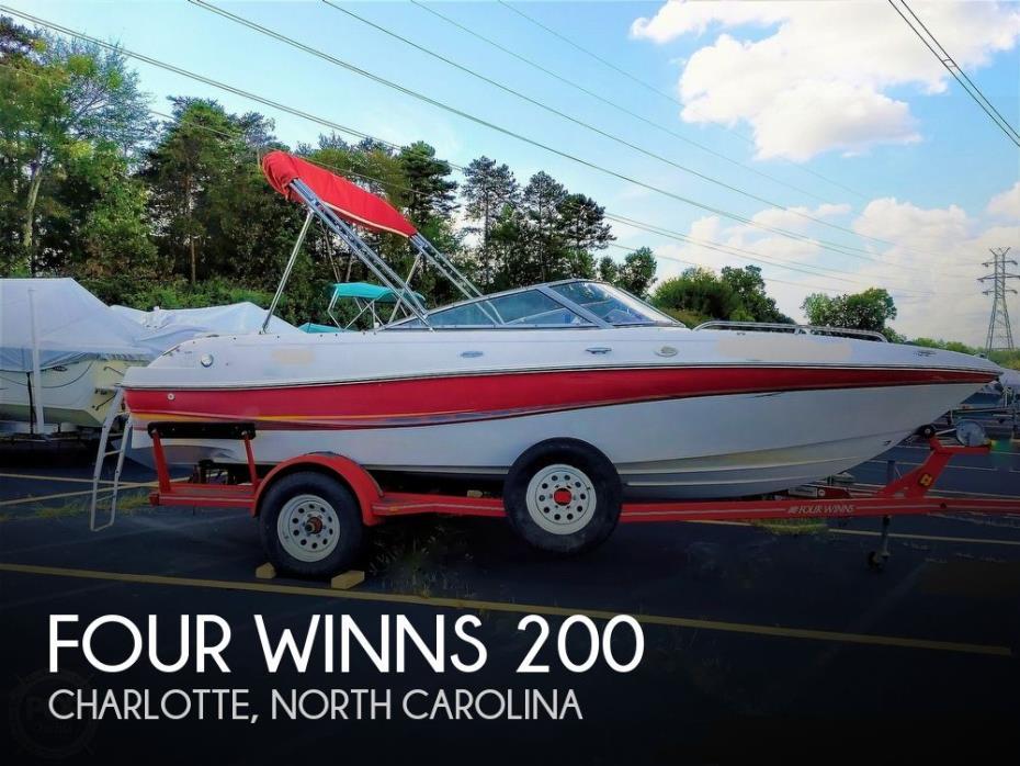 2002 Four Winns Horizon 200
