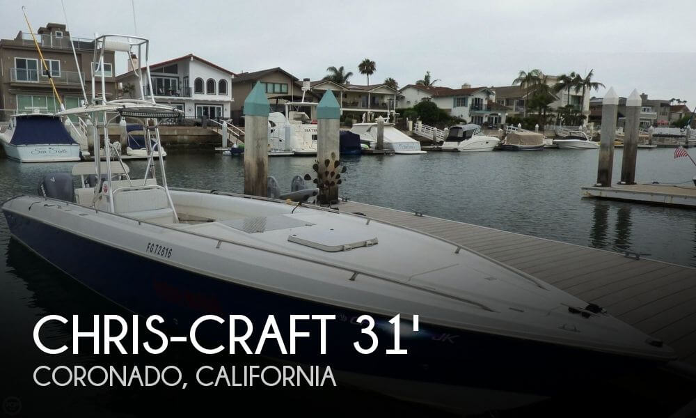 1987 Chris-Craft 31 Scorpion