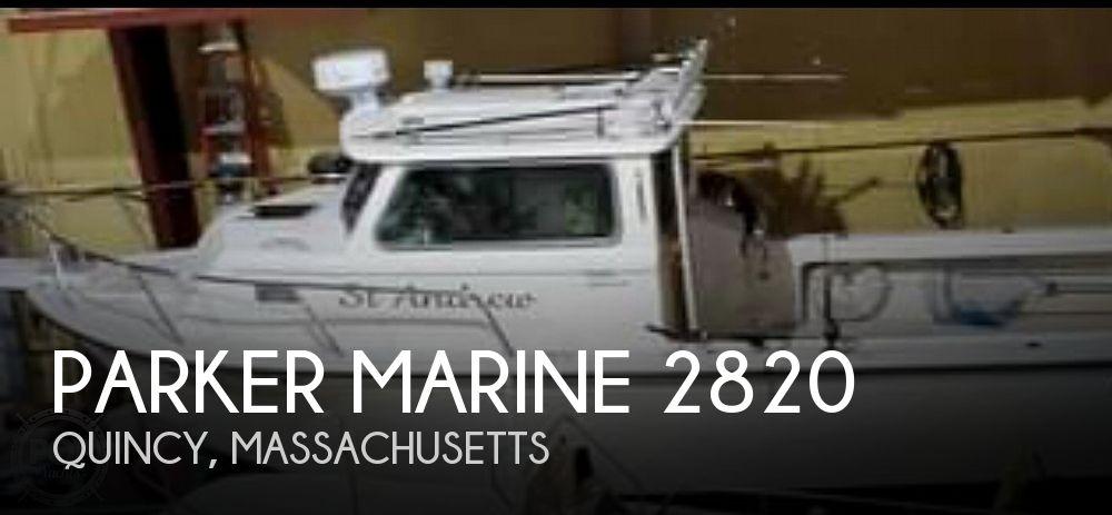 2008 Parker Marine 2820 XLD