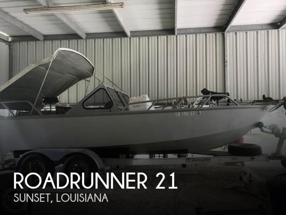 1996 Roadrunner 21