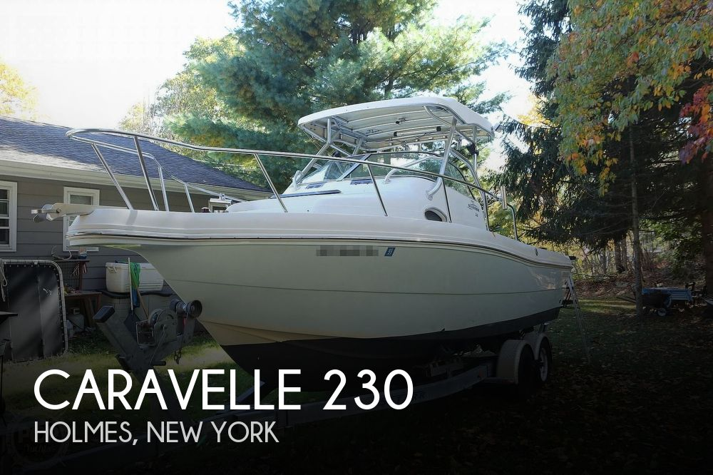 2006 Caravelle 230 Seahawk