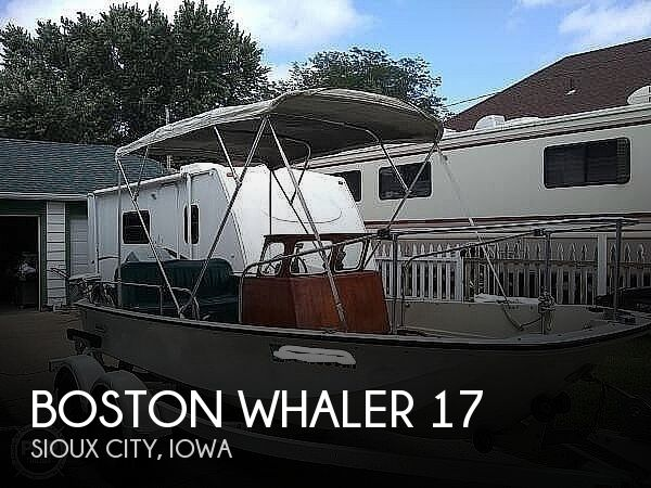 1974 Boston Whaler Nauset 17