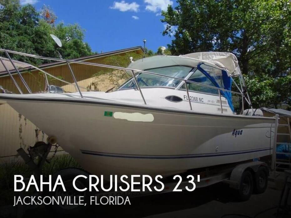 2006 Baha Cruisers 231GLE