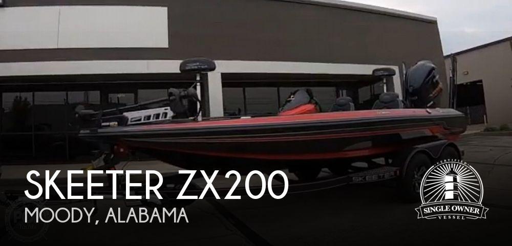 2019 Skeeter ZX200