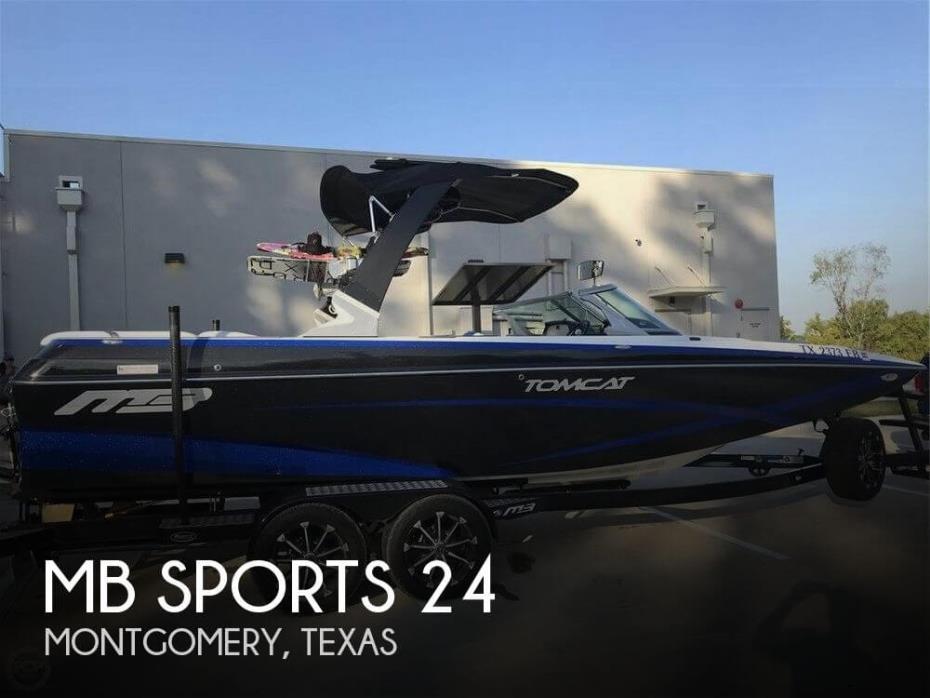 2017 MB Sports F24 Tomcat