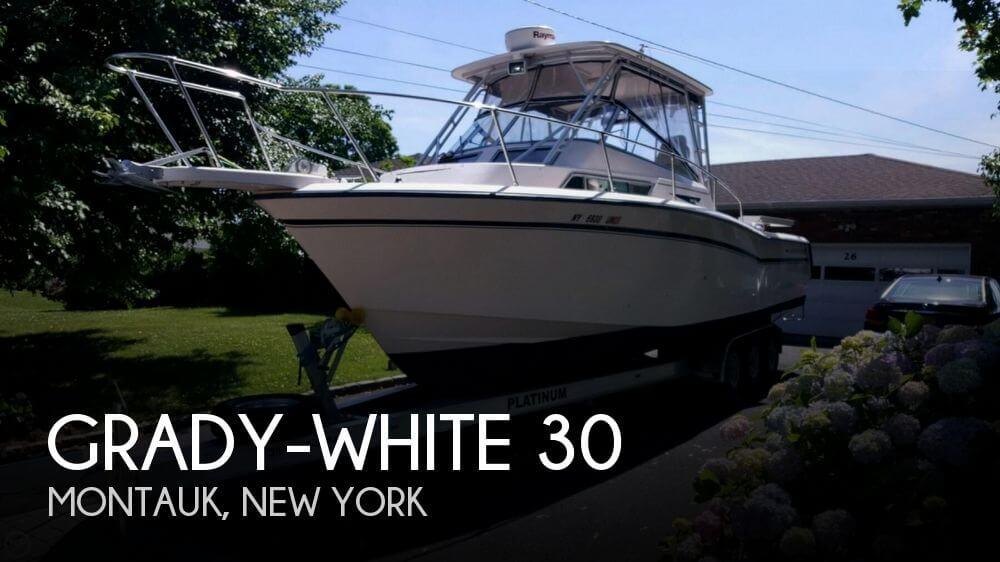 1996 Grady-White Marlin 300