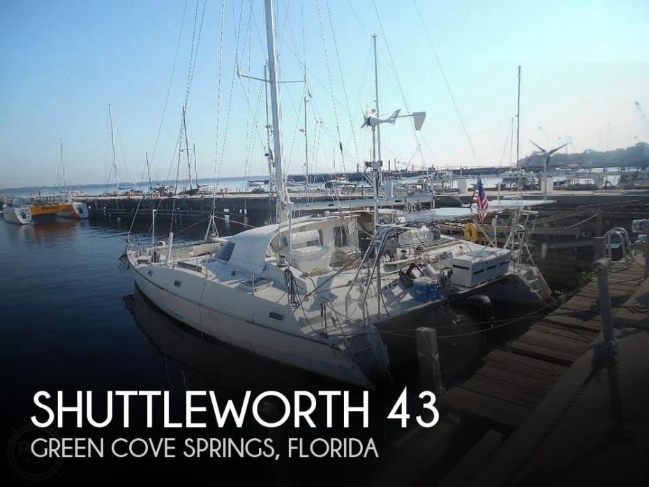 1989 Shuttleworth 43
