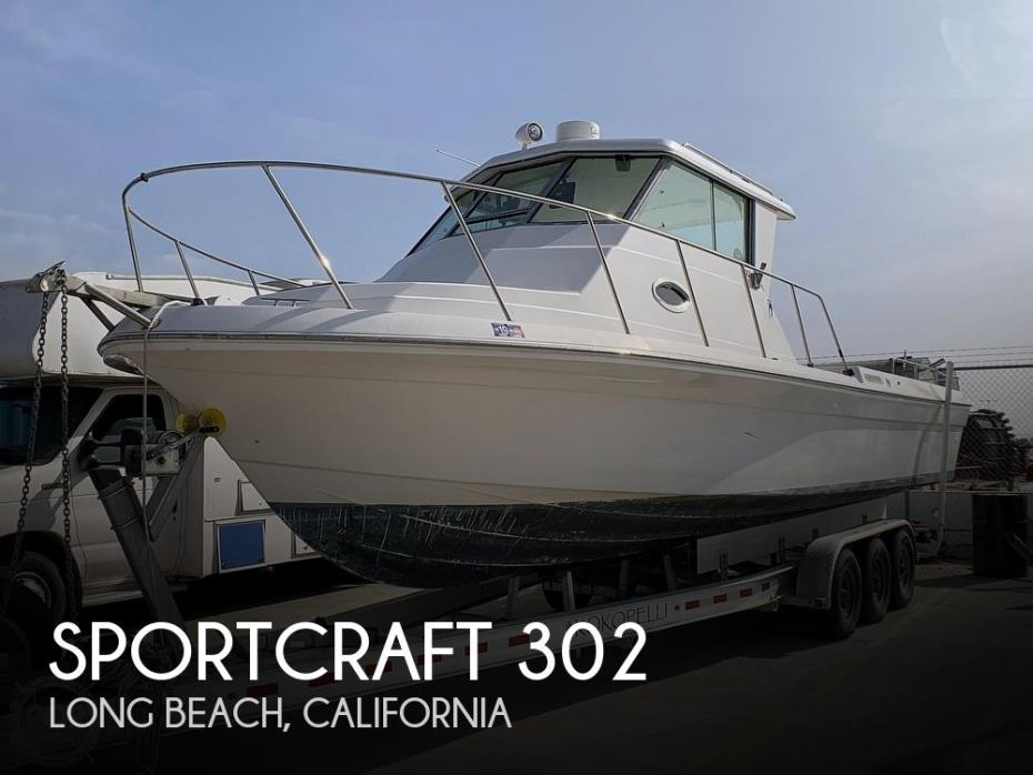2000 Sportcraft Fishmaster 302 Sport