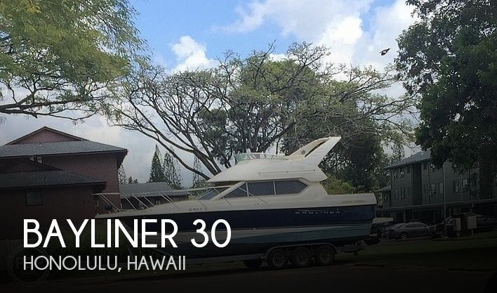 2008 Bayliner 288 Discovery Flybridge